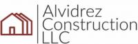 alvidrez construction logo